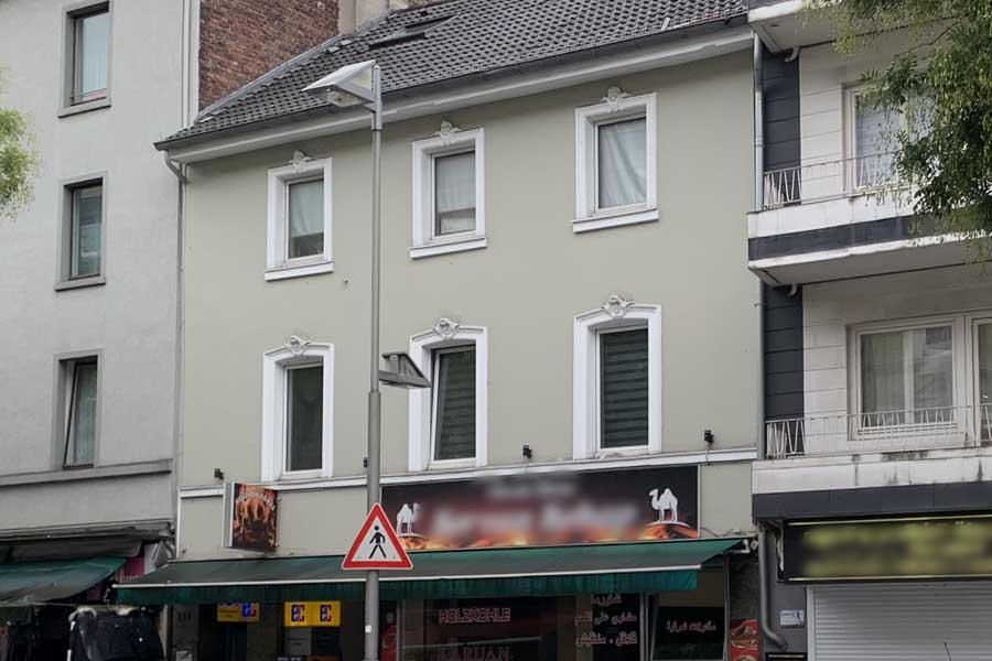 Düsseldorf-Oberbilk